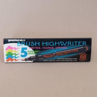 Penco Brush Highwriter Set