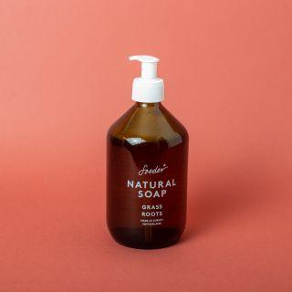 Soeder Natural Soap Grass Roots (Vetiver) 500ml