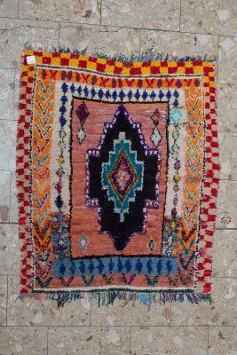 Souvenir du Maroc BOUCHEROUITE Nr21 2020