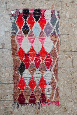 Souvenir du Maroc BOUCHEROUITE carpet Nr13 2020