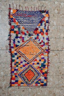 Souvenir du Maroc BOUCHEROUITE carpet Nr17 2020