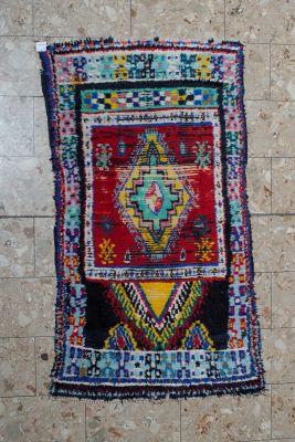 Souvenir du Maroc BOUCHEROUITE carpet Nr11 2020
