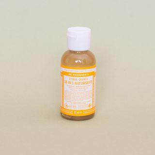 Dr Bronner 18-in-1 Naturseife Zitrus Orange 60ml