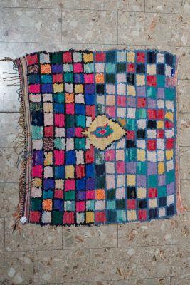 Souvenir du Maroc BOUCHEROUITE carpet Nr12 2020