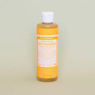 Dr Bronner  18-in-1 Naturseife Zitrus Orange 240ml