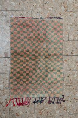 Souvenir du Maroc Azilal carpet Nr23 2020