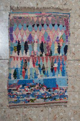 Souvenir du Maroc BOUCHEROUITE carpet Nr6 2020