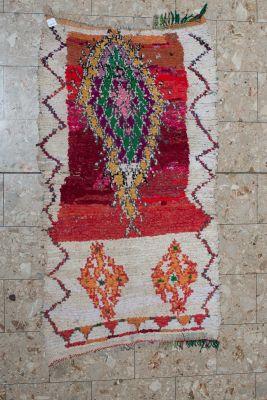 Souvenir du Maroc Azilal carpet Nr9 2020