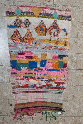 Souvenir du Maroc BOUCHEROUITE carpet Nr10 2020
