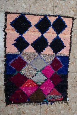 Souvenir du Maroc BOUCHEROUITE carpet Nr3 2020