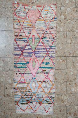 Souvenir du Maroc BOUCHEROUITE carpet Nr29 2020