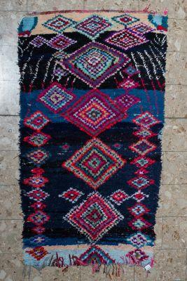 Souvenir du Maroc BOUCHEROUITE carpet Nr27 2020