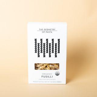 The Geometry of Pasta Organic Fussili