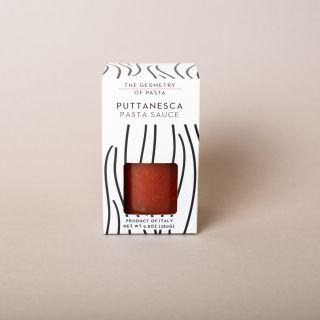 The Geometry of Pasta Organic Puttanesca Sauce