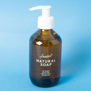 Soeder Natural Soap Black Pine (Schwarkiefer, Mandarin) 250ml