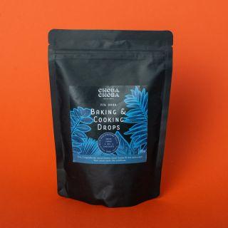 Choba Choba Baking Baking & Cooking Kakao Drops 71% Dark