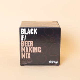 Brooklyn Brew Shop Black IPA Beer Making Mix Refill