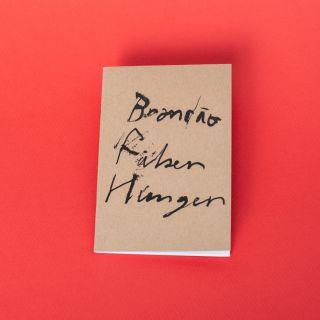 Brandao, Faber, Hunger Notebook A 6 blank