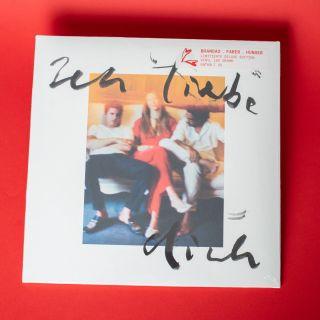 Brandao, Faber, Hunger - Ich liebe dich - Vinyl