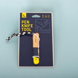 Wild & Woolf Penknife Tool