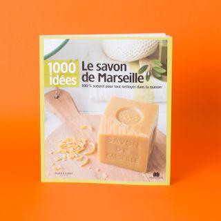 """Marius Fabre - Livre 1000 idées """"Le savon de Marseille"""""""