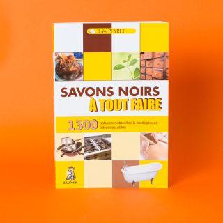 """Marius Fabre - Livre """"Savons noirs à tout faire"""""""