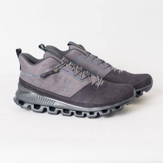 On Sneakers Mens Cloud Hi Eclipse/Black