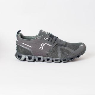 On Sneakers Mens Cloud Waterproof Black Lunar