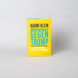 Gegen Trump Naomi Klein