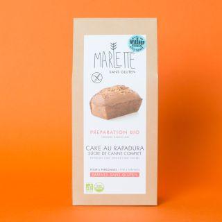 Marlette -  Rapadura Cake Gluten Free
