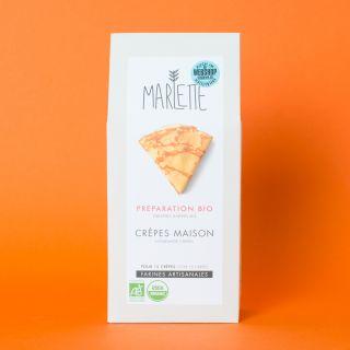 Marlette - Homemade Crépes