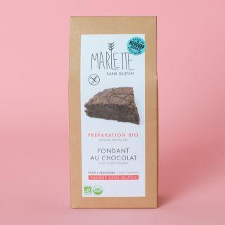 Marlette - Fondant au Chocolat Gluten Free