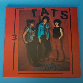 The Rats - In A Desperate Vinyl