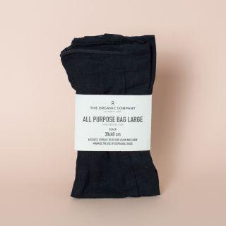 The Organic Company All Purpose Bag Large Black