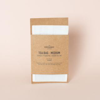 The Organic Company Reusable Tea Bag Medium