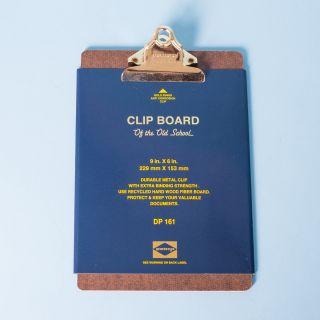 Penco Gold Clip Clipboard A5