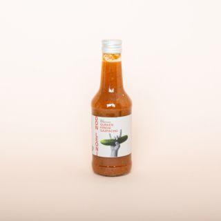 Pure Taste Cucumber Kimchi Gazpacho
