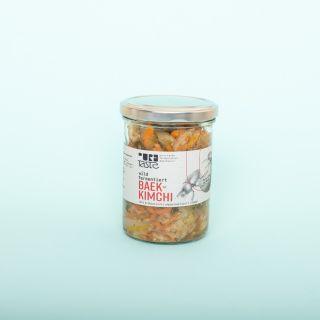 Pure Taste Baek Kimchi ohne chili BIO