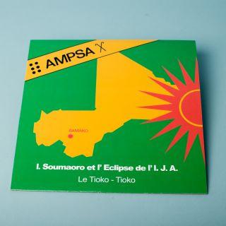 Idrissa Soumaoro Ampsa! LP