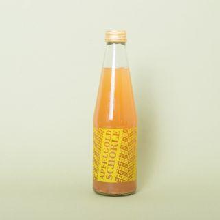 Apfelgoldschorle Boskoop: Fruchtig & Spritzig