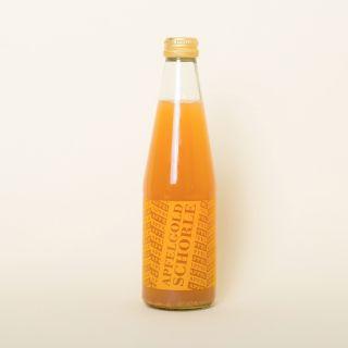Apfelgoldschorle Surgrauech: Intensiv & Vollmundig
