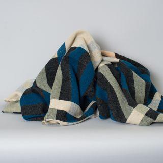 Wallace#Sewell Gunta Stölzl Orchard Bauhaus Blanket
