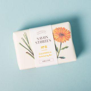 Savon Stories Calendula Bar Soap