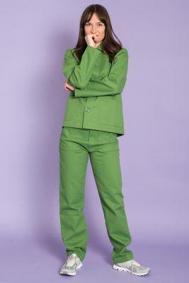 Colchik Unisex Jacket Green