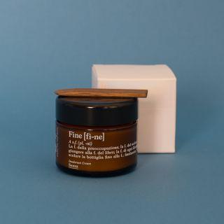 Fine Senza Deodorant Cream 50g