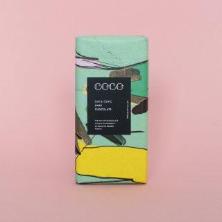 COCO Gin & Tonic Dark Cocolate 61%
