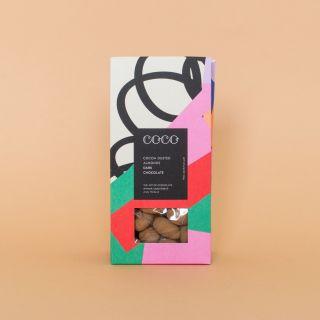COCO Cocoa Dusted Almonds 61%