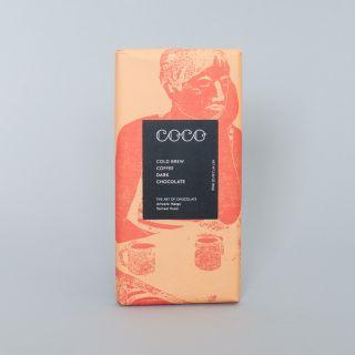 COCO Cold Brew Coffee Dark Chocolate 61%