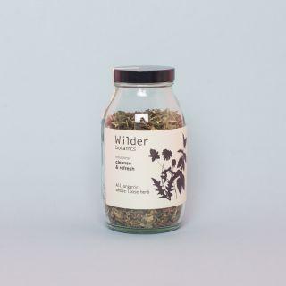 Wilder Botanics Tea Infusion Cleanse & Refresh