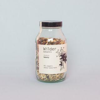 Wilder Botanics Beauty Tea Infusion Rose Hip & Passion Flower